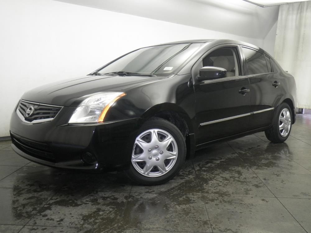 2012 Nissan Sentra - 1050147162