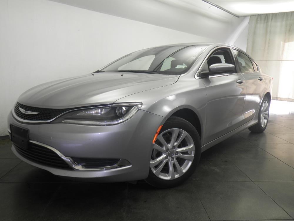 2015 Chrysler 200 - 1050147244