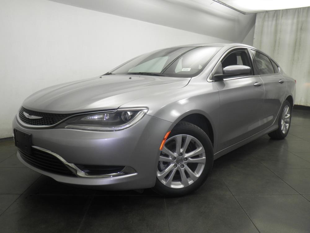 2015 Chrysler 200 - 1050147247