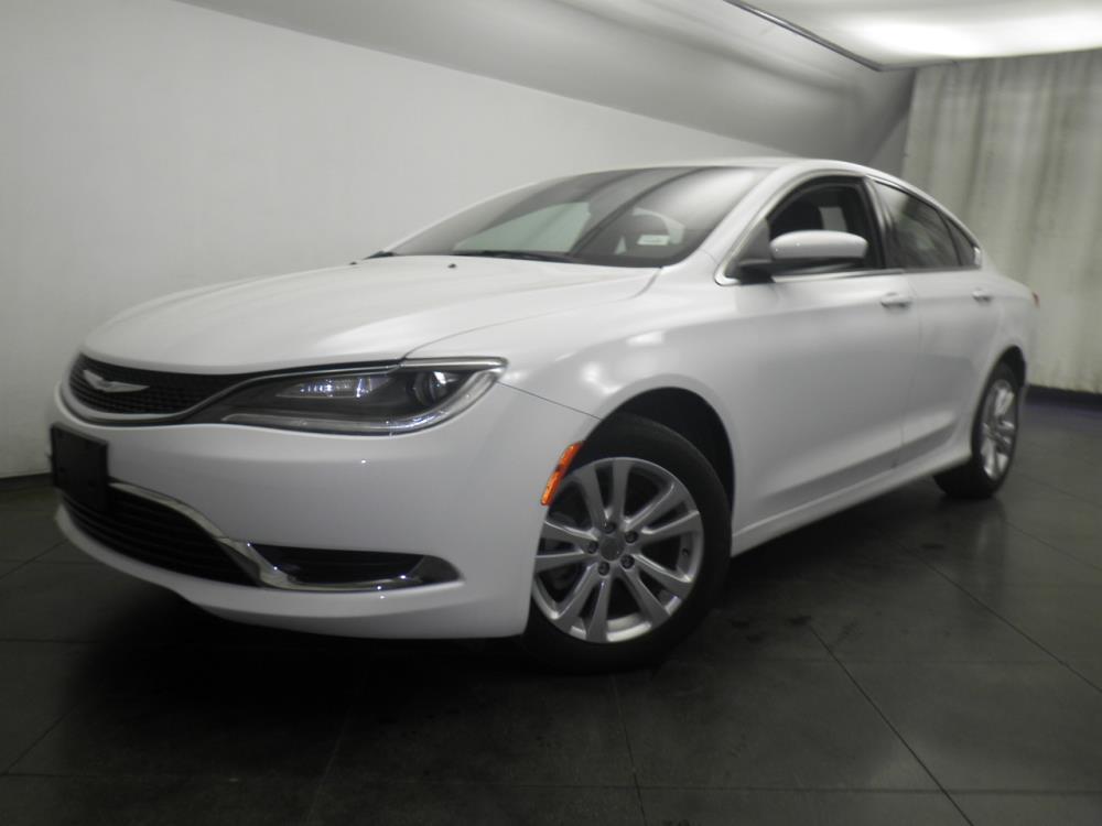 2015 Chrysler 200 - 1050147249