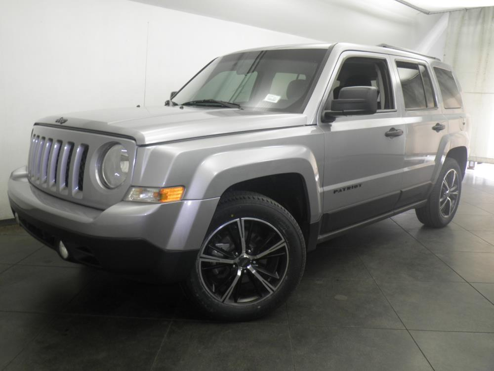 2014 jeep patriot for sale in phoenix 1050147376 drivetime. Black Bedroom Furniture Sets. Home Design Ideas