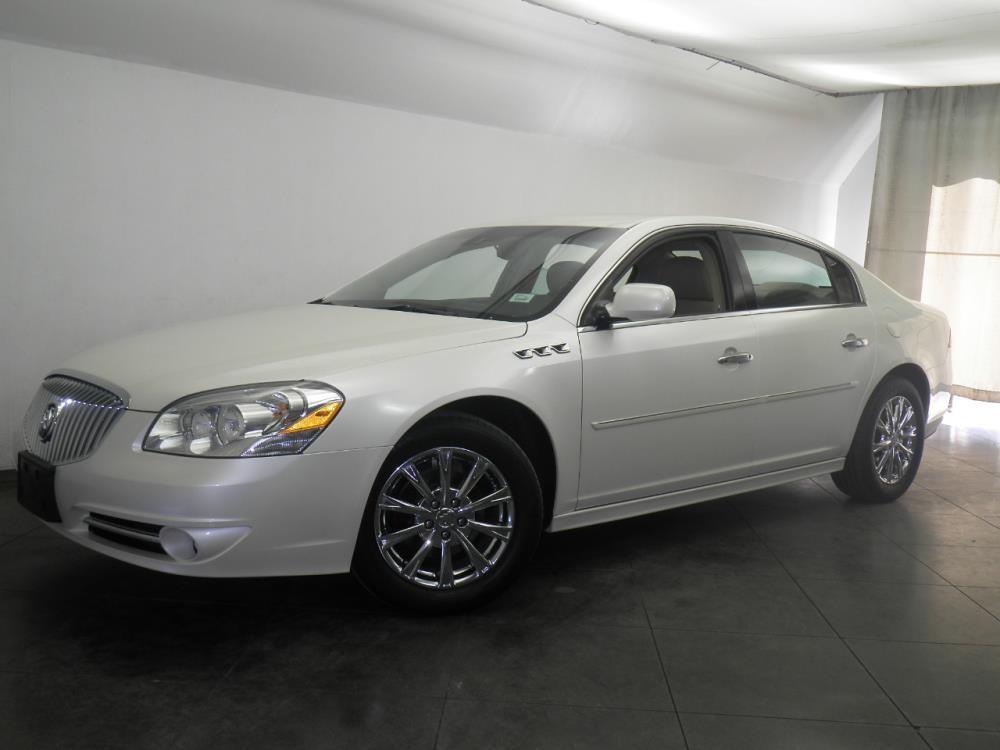 2011 Buick Lucerne - 1050147444