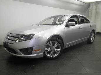 2012 Ford Fusion - 1050147500