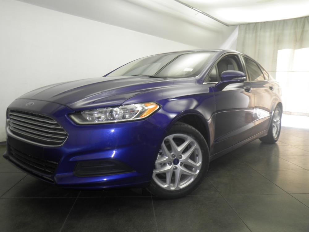 2014 Ford Fusion - 1050147531