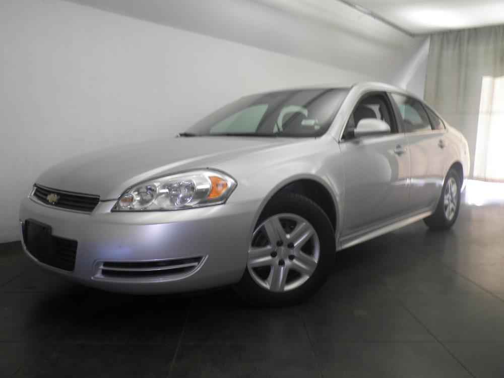 2010 Chevrolet Impala - 1050147559