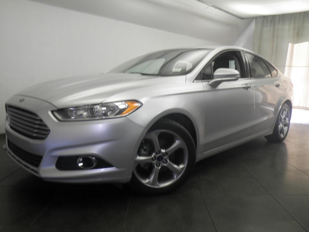 2014 Ford Fusion - 1050147588