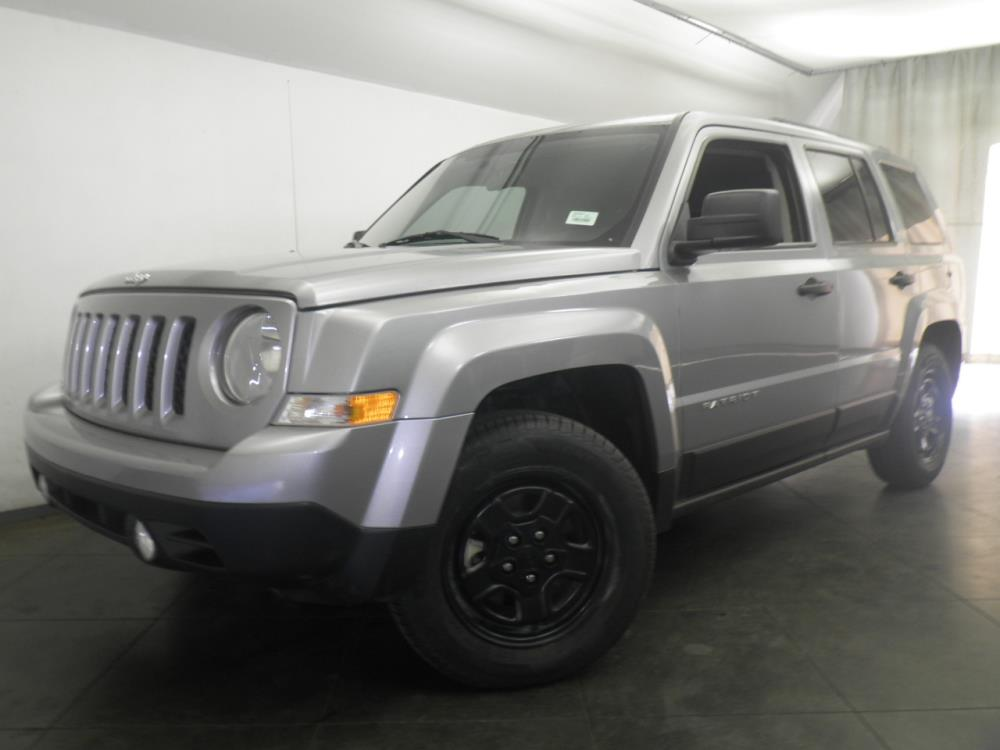 2015 jeep patriot for sale in phoenix 1050147614 drivetime. Black Bedroom Furniture Sets. Home Design Ideas