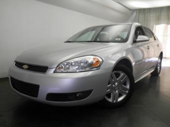 2010 Chevrolet Impala - 1050148580