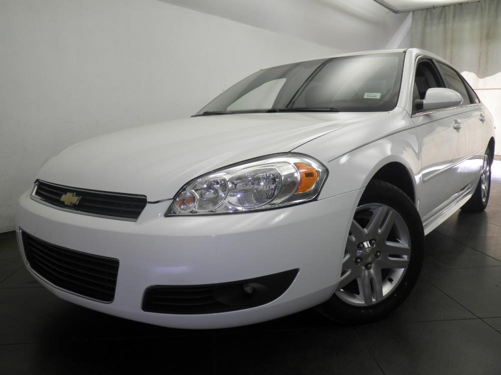 2010 Chevrolet Impala - 1050149962