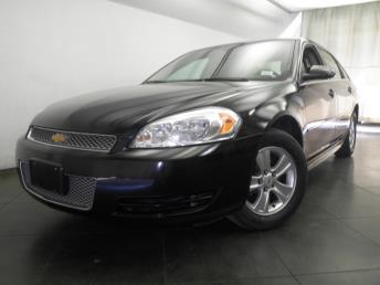 2012 Chevrolet Impala - 1050150015