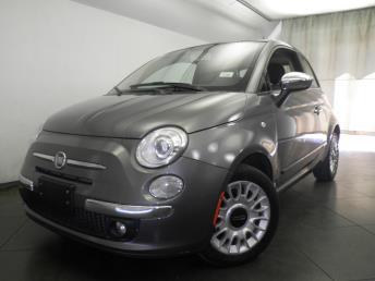 2012 FIAT 500 - 1050150179