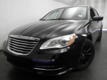 2013 Chrysler 200 - 1050150310