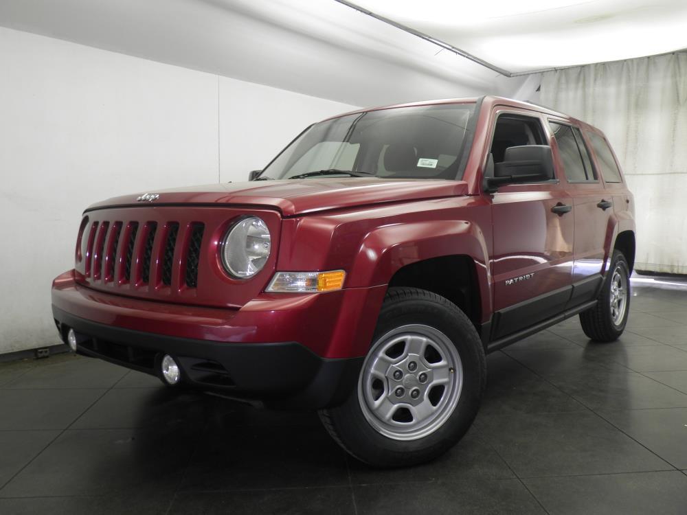 2014 jeep patriot for sale in phoenix 1050150356 drivetime. Black Bedroom Furniture Sets. Home Design Ideas