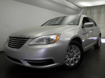 2012 Chrysler 200 - 1050150414