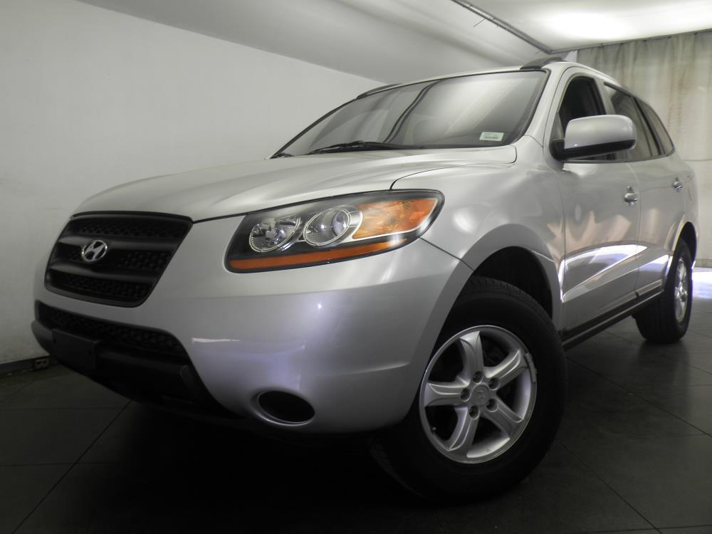 2008 Hyundai Santa Fe - 1050150472