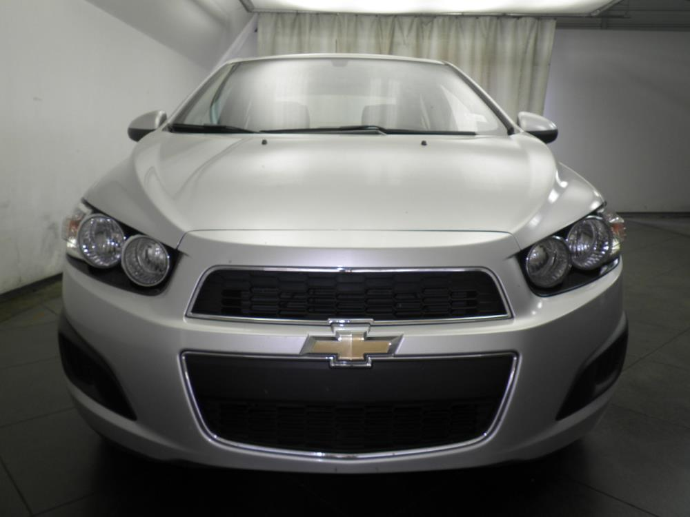 2015 chevrolet sonic for sale in los angeles 1050150597. Black Bedroom Furniture Sets. Home Design Ideas