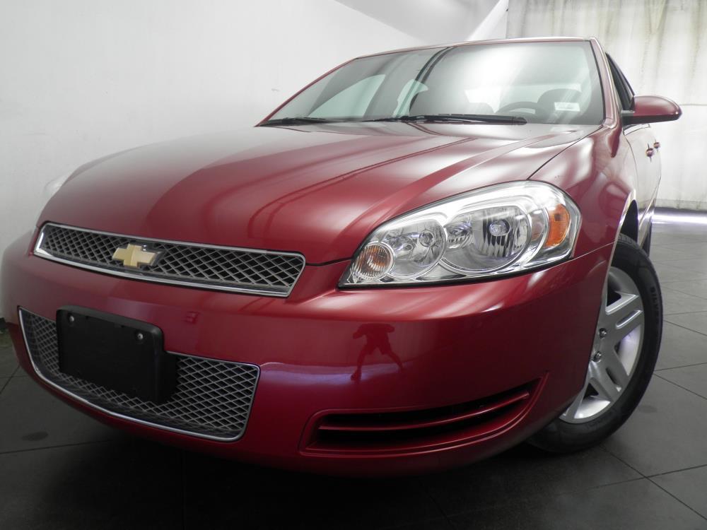 2014 Chevrolet Impala Limited - 1050150661