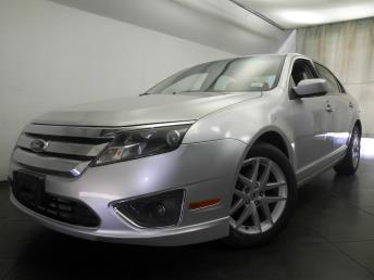 2012 Ford Fusion - 1050150735