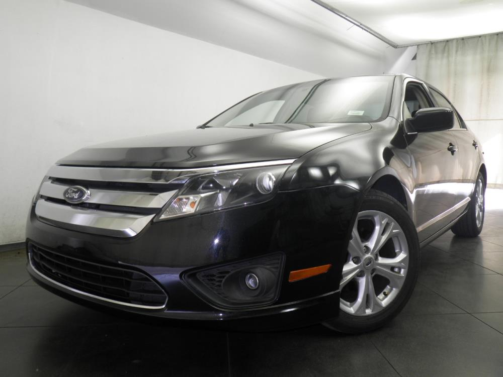 2012 Ford Fusion - 1050150771