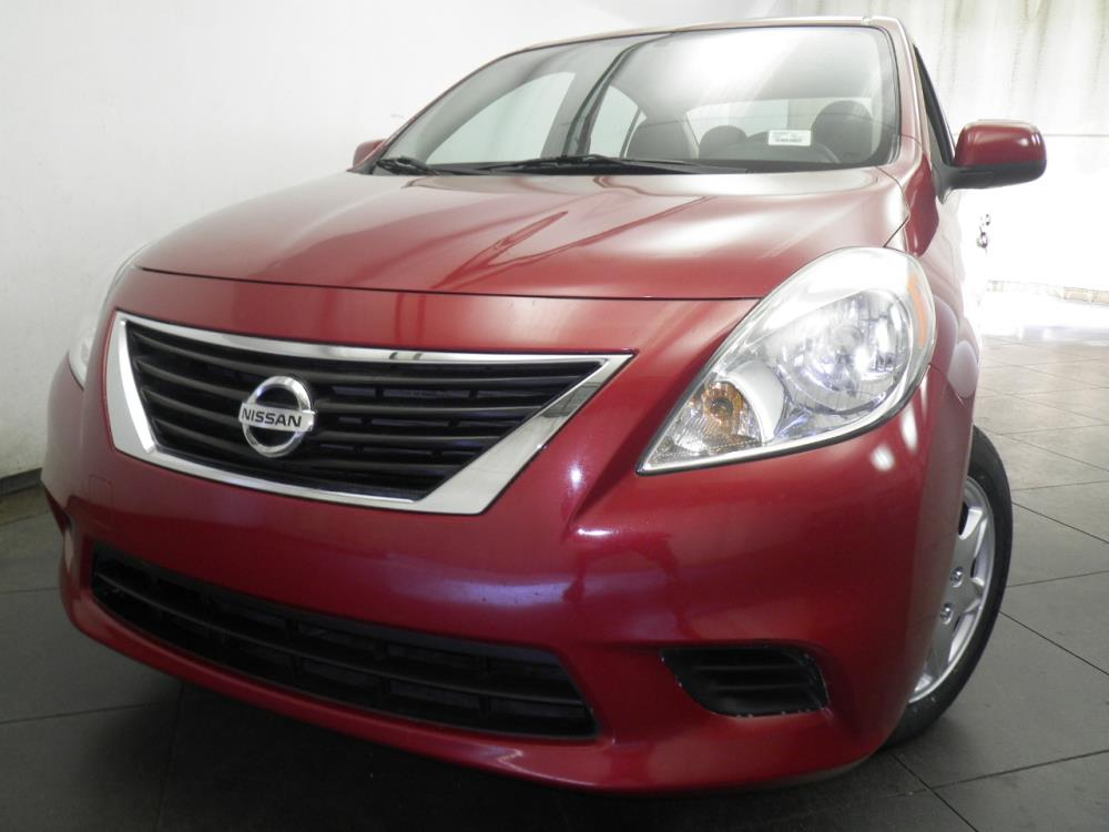Coulter Nissan Used Car Inventory