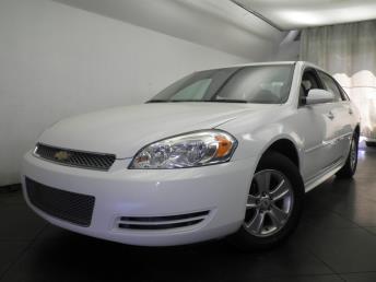 2013 Chevrolet Impala - 1050151158