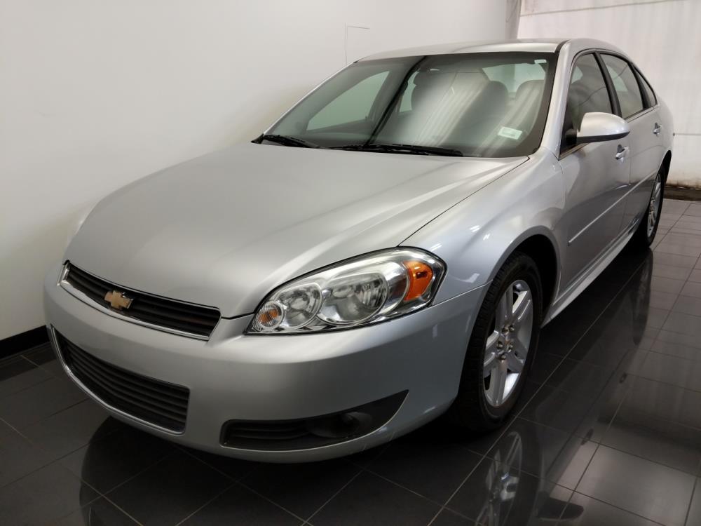2011 Chevrolet Impala LT - 1050151180