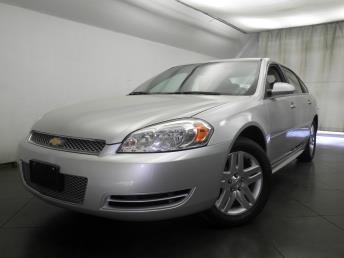 2014 Chevrolet Impala Limited - 1050151402