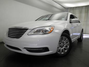 2014 Chrysler 200 - 1050151479