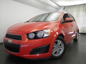 2012 Chevrolet Sonic - 1050151685