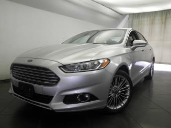 2013 Ford Fusion - 1050151867