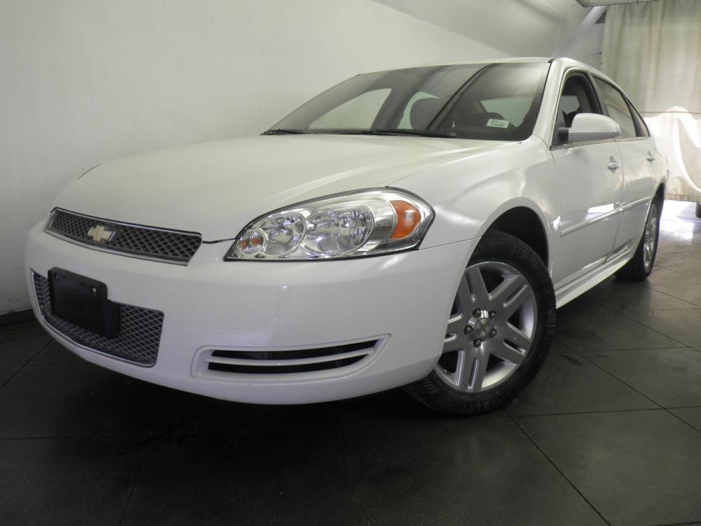 2012 Chevrolet Impala - 1050152218