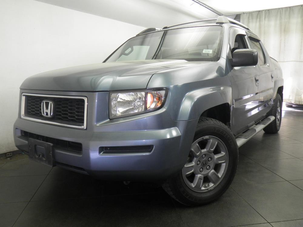 2008 Honda Ridgeline - 1050152360