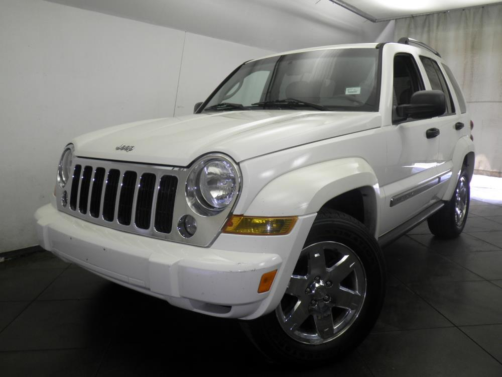2007 jeep liberty limited edition for sale in phoenix 1050153324 drivetime. Black Bedroom Furniture Sets. Home Design Ideas
