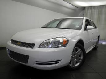 2016 Chevrolet Impala Limited - 1050153353