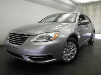2014 Chrysler 200 - 1050153576