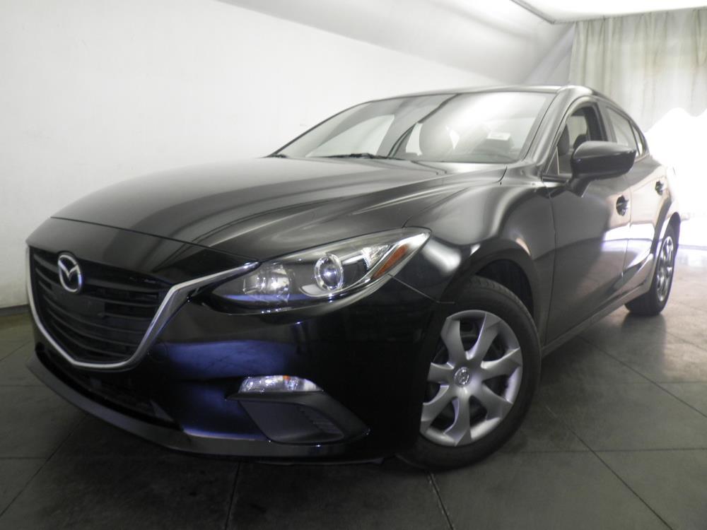 2016 Mazda Mazda3 i Sport - 1050153711