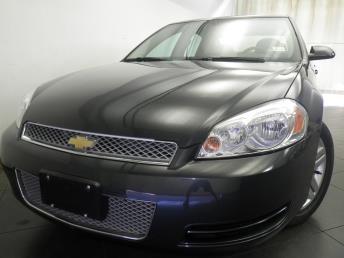 2015 Chevrolet Impala Limited - 1050153871