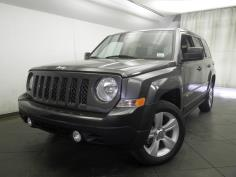 2016 Jeep Patriot Latitude
