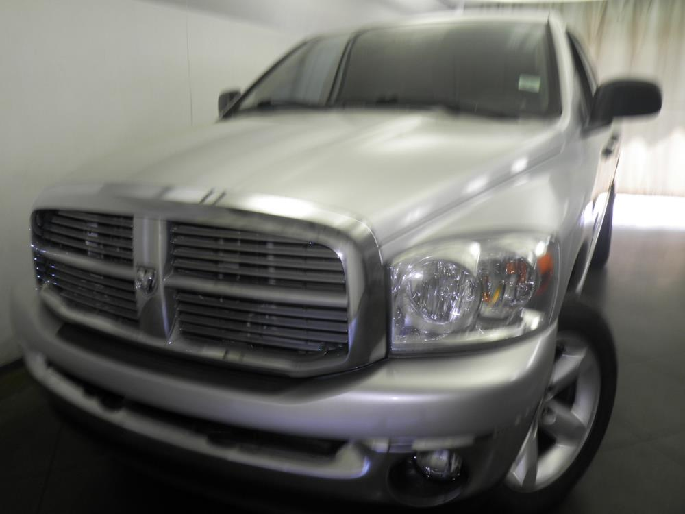 2008 Dodge Ram 1500 Quad Cab ST 6.25 ft - 1050154074