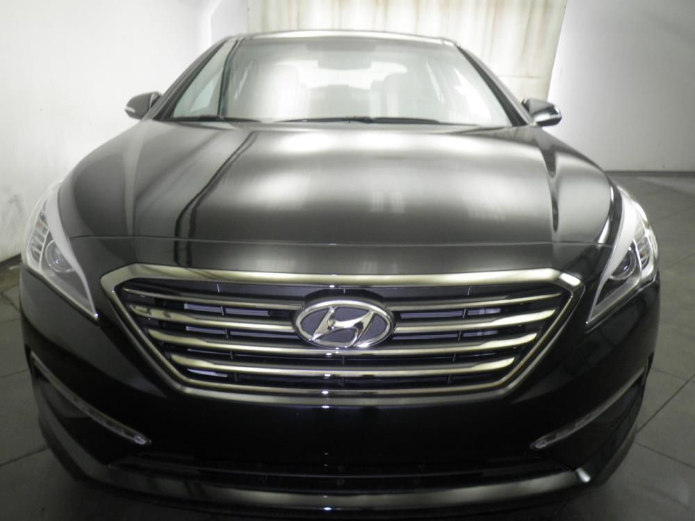 2015 Hyundai Sonata Limited - 1050154085