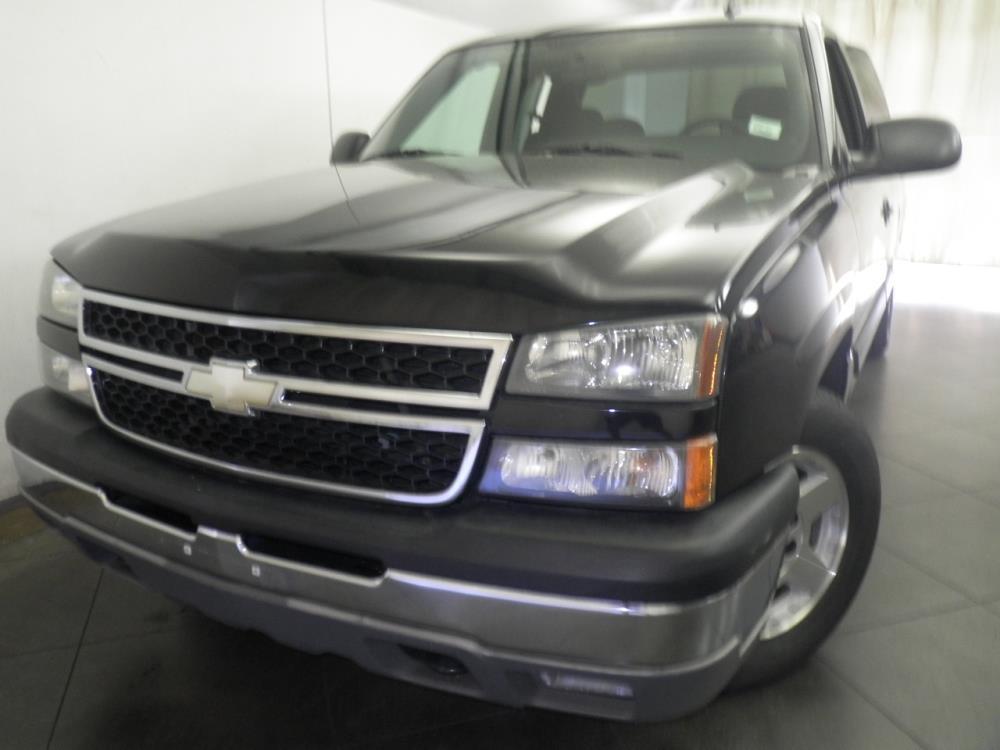 2007 Chevrolet Silverado 1500 - 1050154249