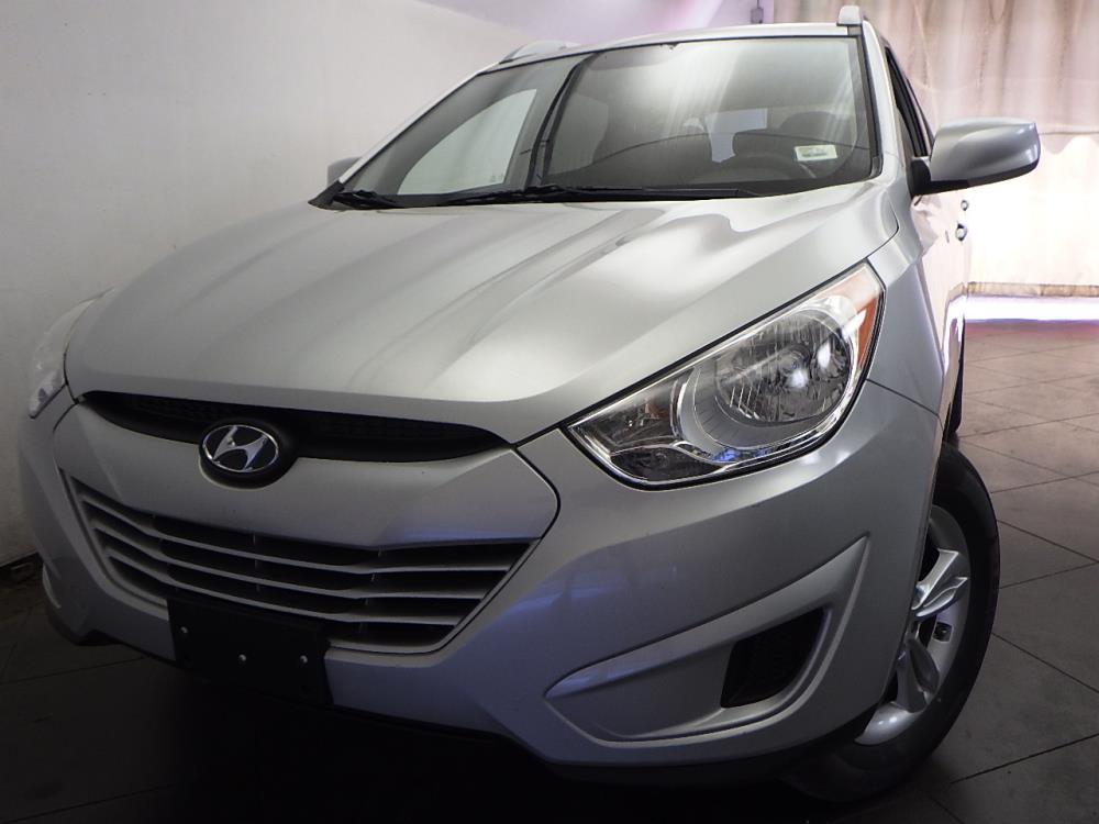 2011 Hyundai Tucson Limited - 1050154329