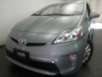 2014 Toyota Prius Plug-in Hybrid  - 1050154408