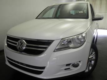 Used 2009 Volkswagen Tiguan