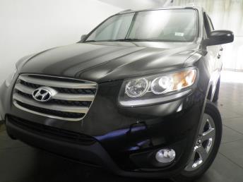 2012 Hyundai Santa Fe - 1050154875