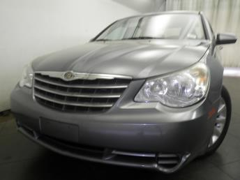 2010 Chrysler Sebring - 1050155064