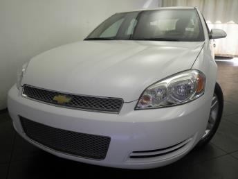 2016 Chevrolet Impala Limited LT - 1050155076