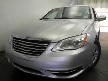 2012 Chrysler 200 - 1050155127