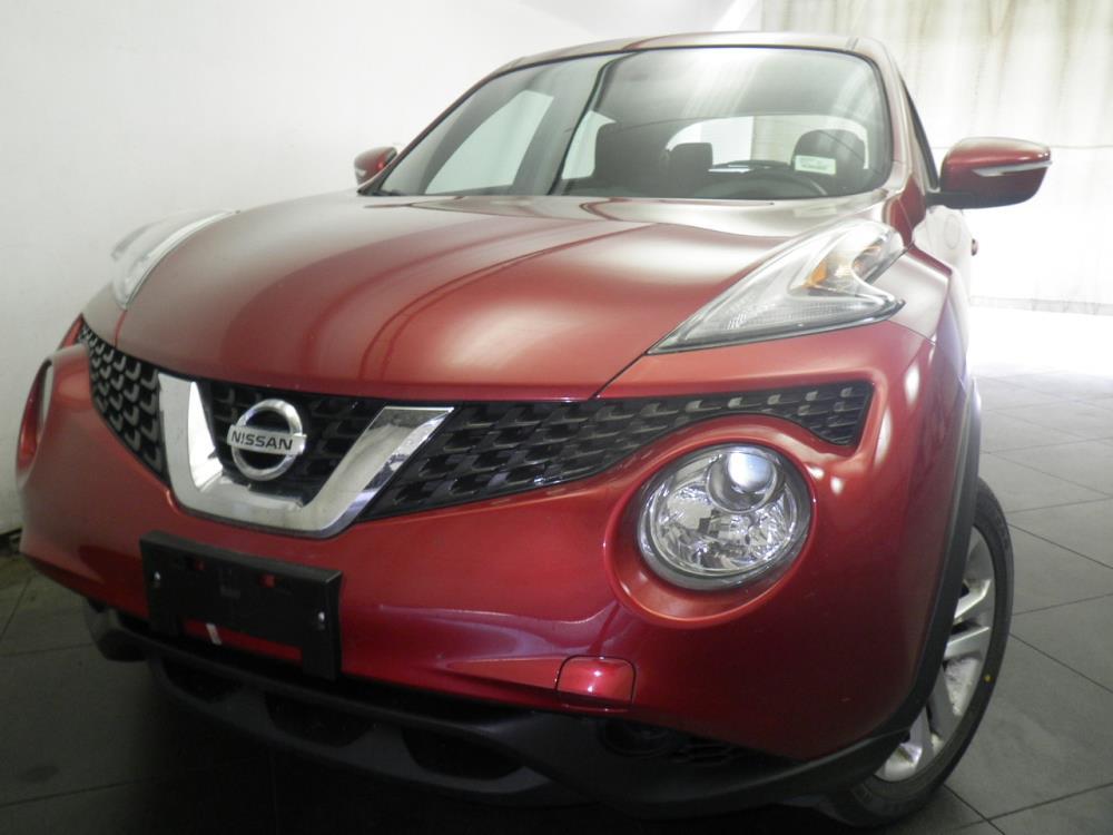 2016 Nissan JUKE S - 1050155144