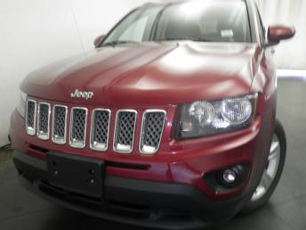 2016 Jeep Compass Latitude - 1050155177